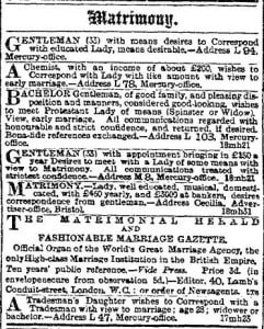 Personal ad 18Mar1893