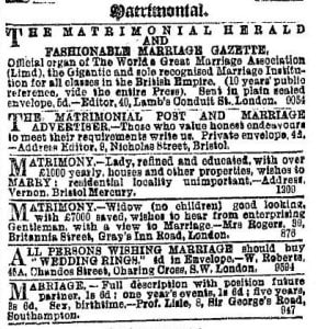 personal ad 23Jan1894