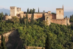 Alhambra Panoramic View