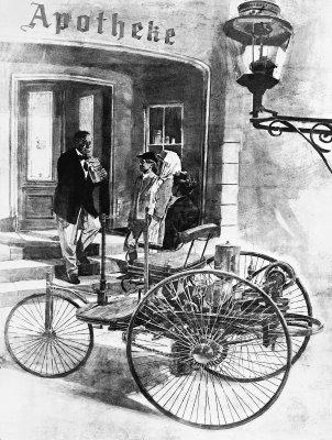 Bertha Benz and her long-distance trip (6)