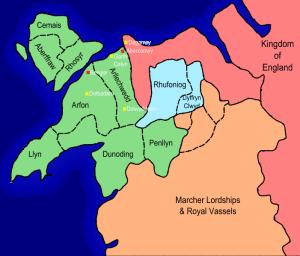 Gwynedd-after-1277-AD