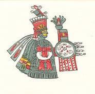 Aztec prince, Codex Magliabechiano