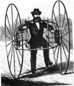 velocipede-hand-crank