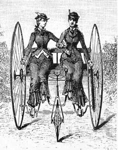 velocipede-sociable